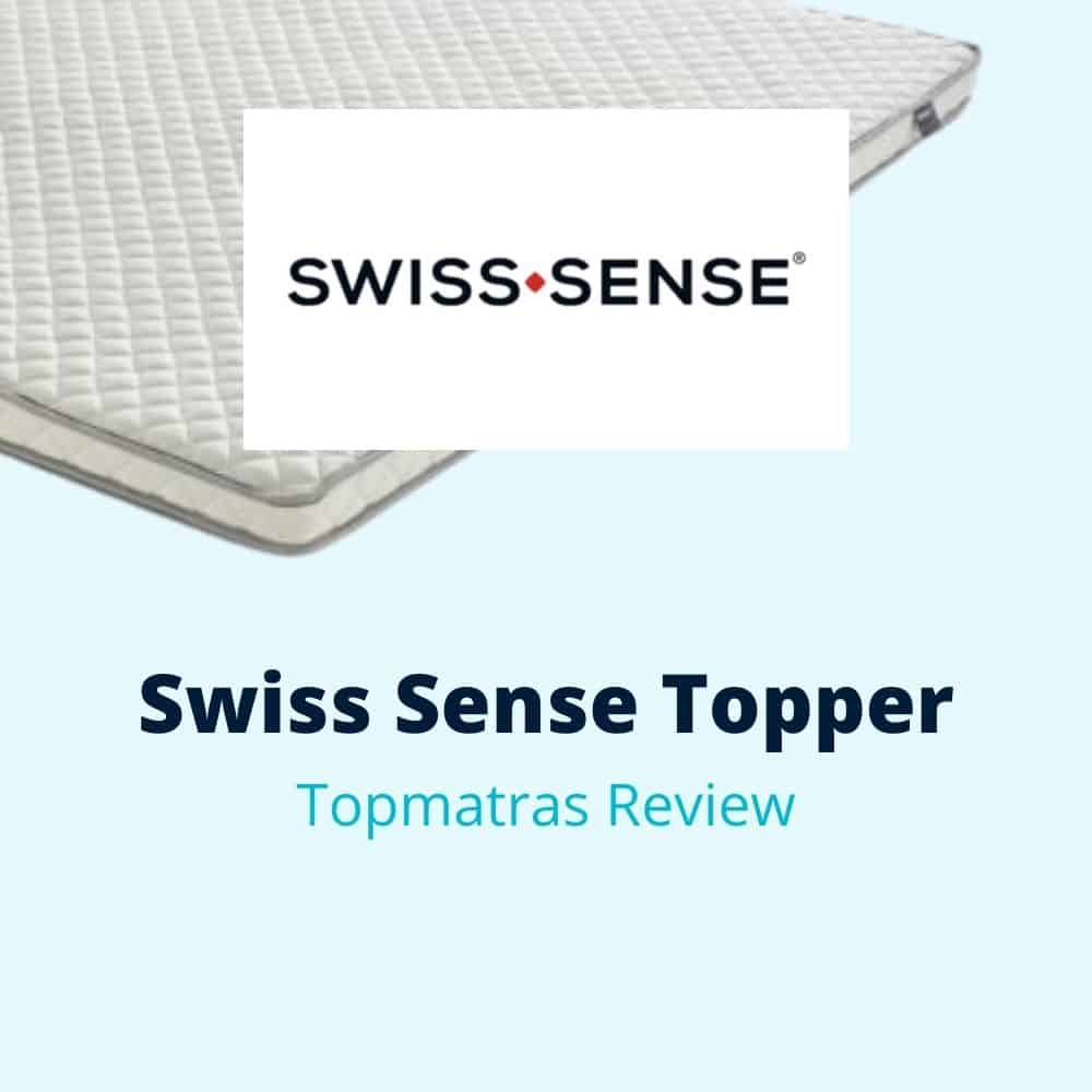 swiss sense topper review